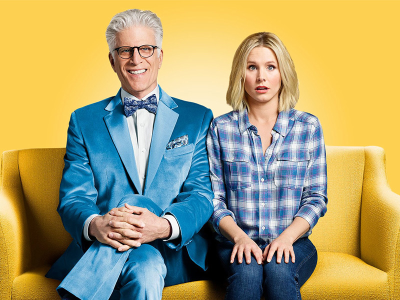 1. The Good Place