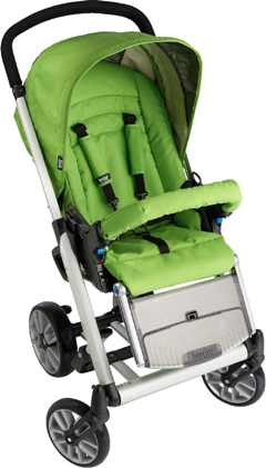 Bertini Z1 green