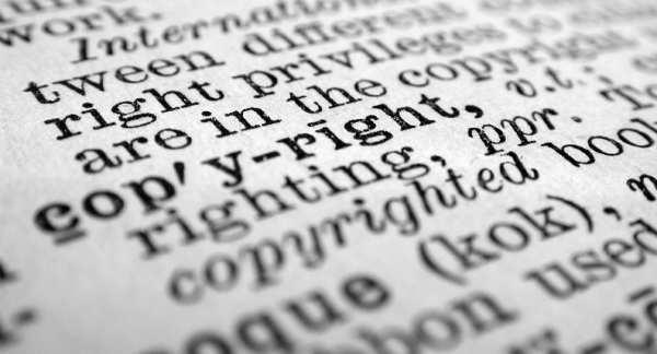 Copyright definition