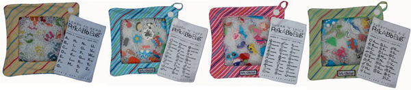 toy activity bags