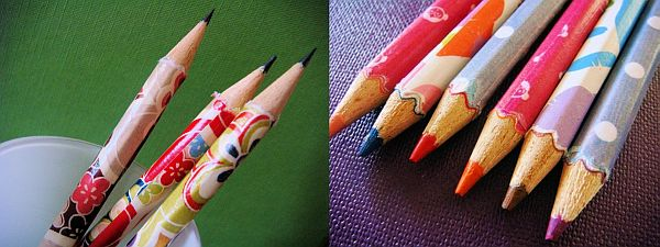Miss Isa's Pencils she adores