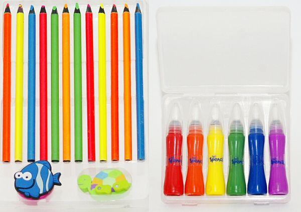 Spencil pencils and paint pen set