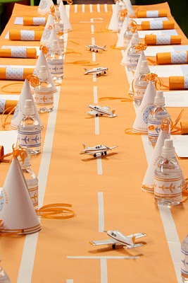 Ready for Takeoff party printable as used by Amy Atlas