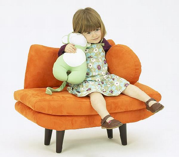 Mini Boom Child's Modern Chair