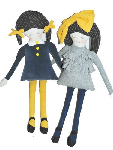 Tiny Concept dolls
