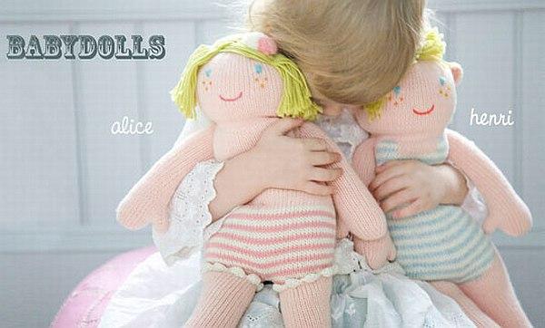 Bla Bla baby dolls