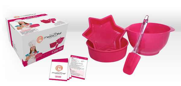Junior Masterchef cake kit