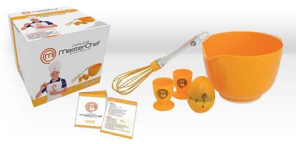 Junior MasterChef Egg Kit