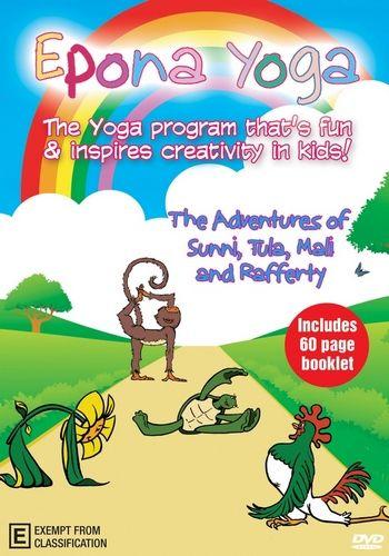 yoga for children, kids' yoga