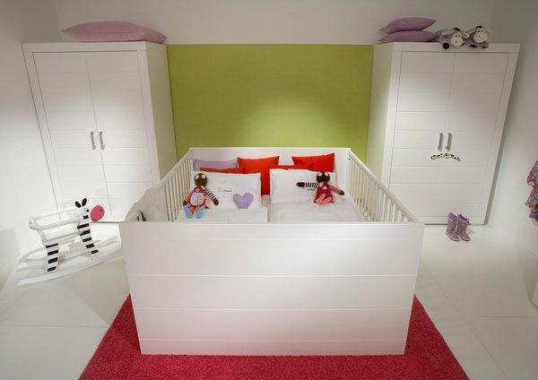 Mini Meise twin cot