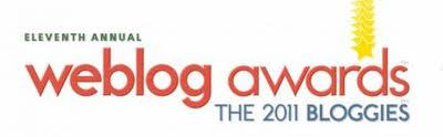 2011 Bloggies Logo