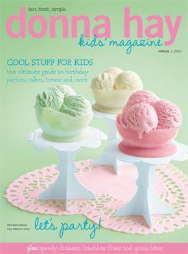 Donna Hay Kids Magazine Annual 7-2010