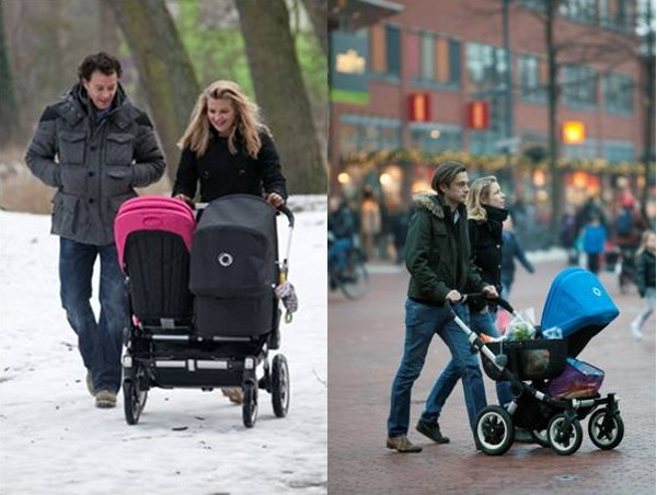 Bugaboo Donkey first pics in Amsterdam