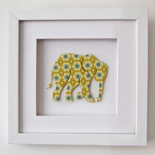 Hugs and Inspiration elephant print