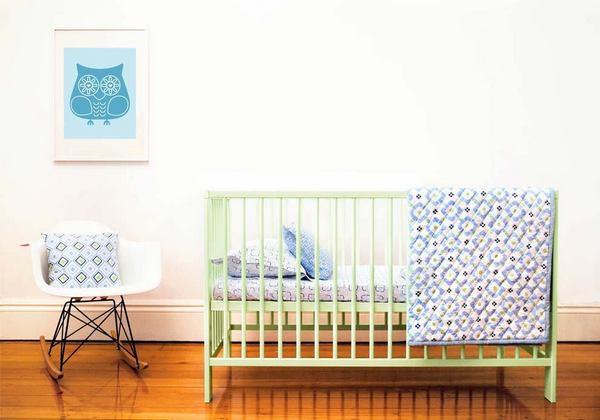 Habitat Baby Geo cot set