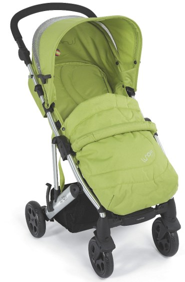 Luna Mix stroller