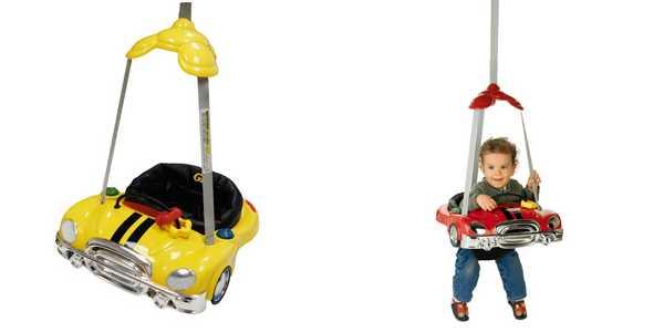 Combi USA car baby jumper jolly jumper