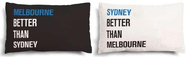 Make Mine Iconic cushions
