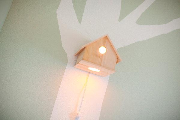 Birdhouse Lamps