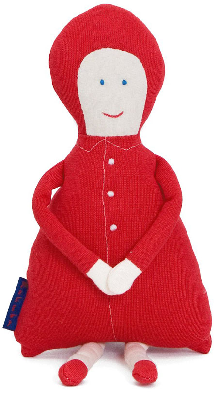 little red riding hood, plush, doll, fairytale, cotton