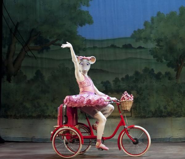 Angelina Ballerina's Big Audition