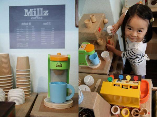 toy cafe