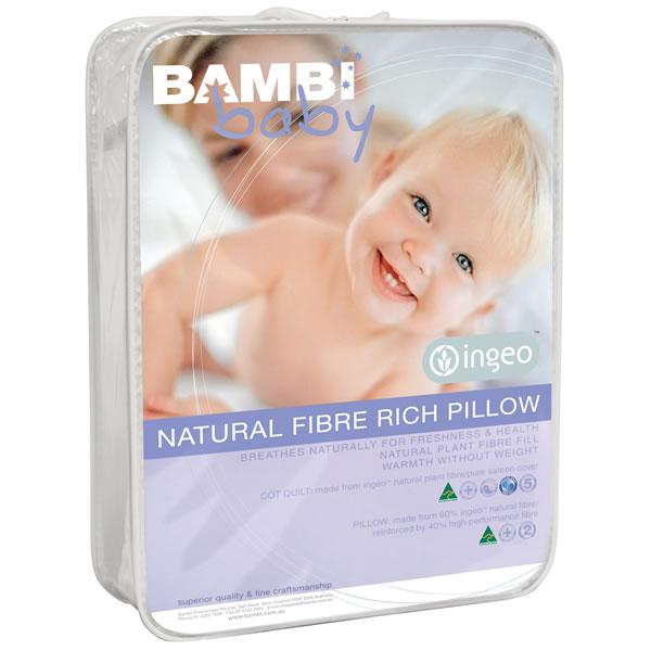 Ingeo Toddler Pillow