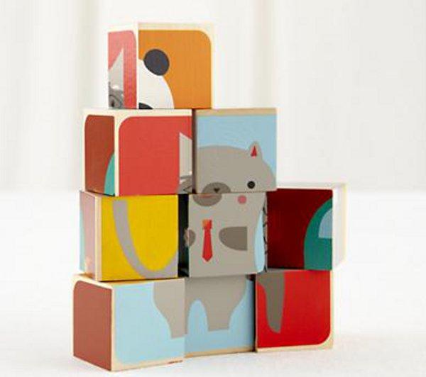Artist Collective Colour Blocks