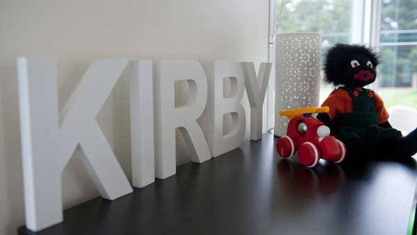 Show us your nursery - Kirby