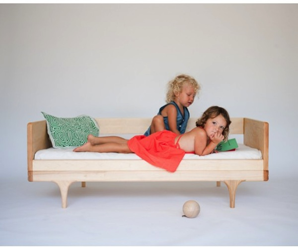 Divan for kids couch reading nook