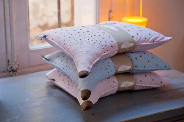 child's cushion nursery