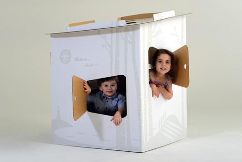 Tiny Folk playhouse