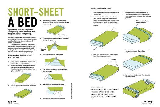 Unbored-joshua-glenn-elizabeth-foy-larsen-8, how to short sheet a bed