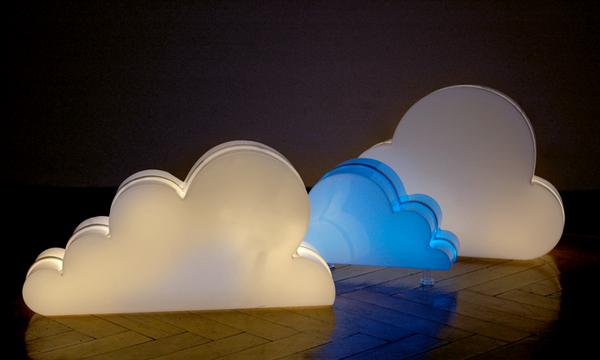 cloud lamp child's lighting