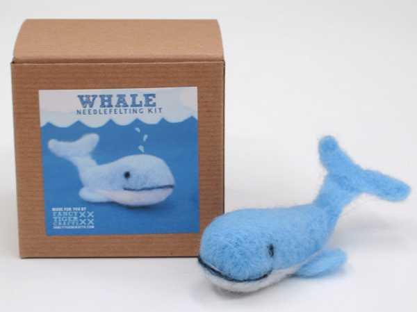 whale feltingkit6