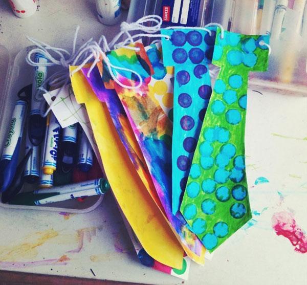 FathersDayTie-Craft-1