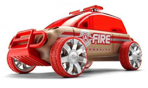 Automoblox fire SUV Kido Store gift guide boys