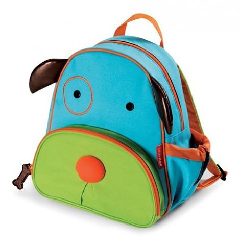 skip hop zoo dog backpack unique gift guide