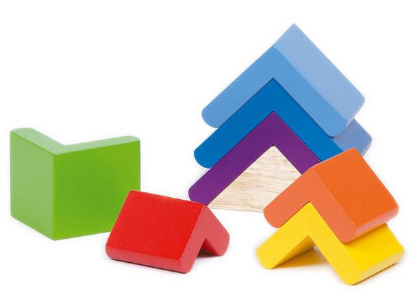 Primary tree tower - blocks