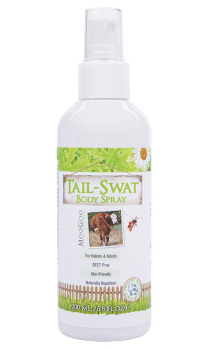 Mosquito products MooGoo Tail Swat spray