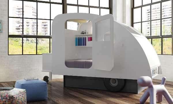 oliverhayden, caravan bed