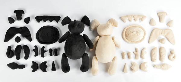 Huzi Mixed Animals Kickstarter