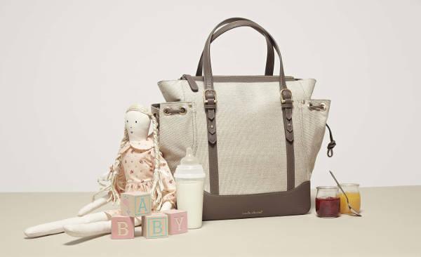 Marie-Chantal - The Nest Bag - canvas bag