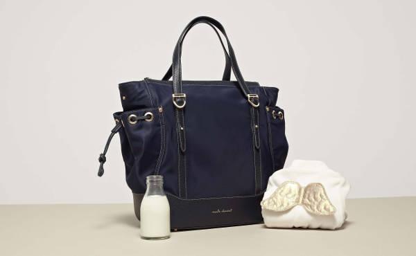Marie-Chantal - The Nest Bag - navy bag