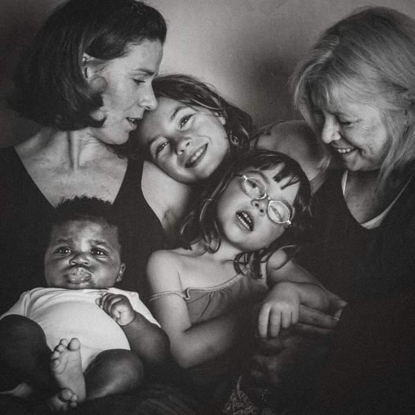 family Kate T Parker