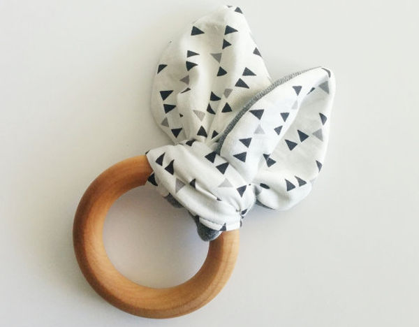 hipstar4 teething ring toy