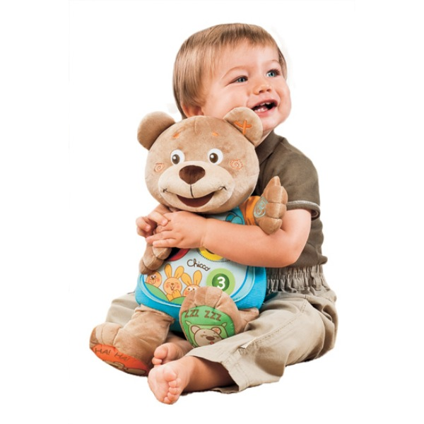 Chicco Teddy Count with Me 3 WR