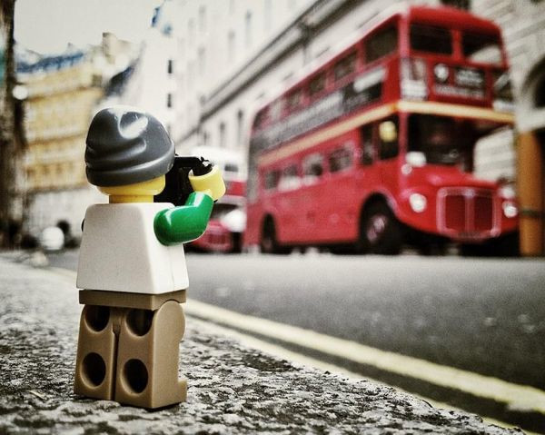 Andrew Whyte the Legographer