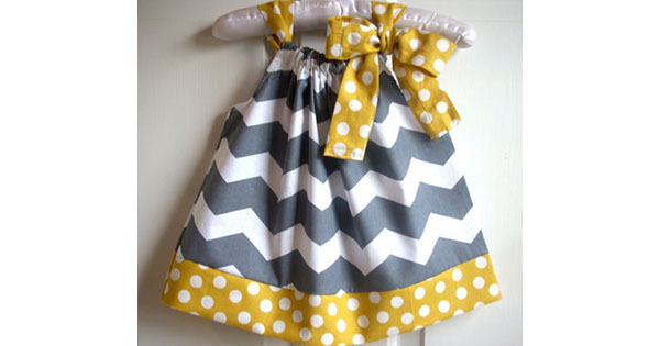chevron dress21