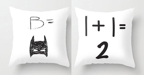 cream empire cushions